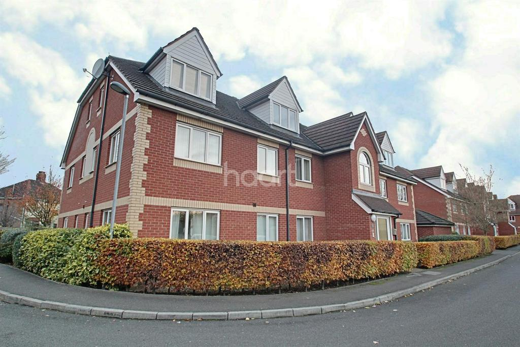 2 Bedrooms Flat for sale in Peterborough