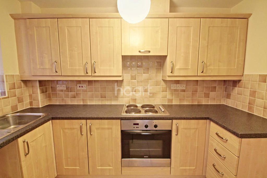 2 Bedrooms Flat for sale in Peterhouse Close, Peterborough