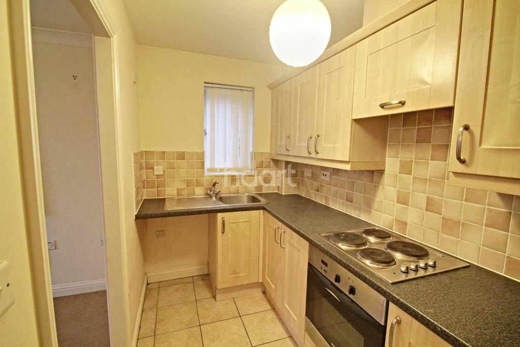 2 Bedrooms Flat for sale in Peterhouse Close, Peterborough