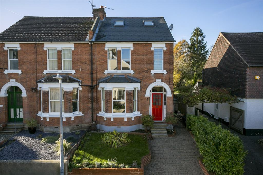 3 Bedrooms Semi Detached House for sale in St. Johns Road, Sevenoaks, Kent