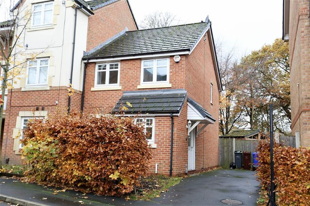 3 Bedrooms Semi Detached House for sale in Cinnamon Close, Northenden, Manchester