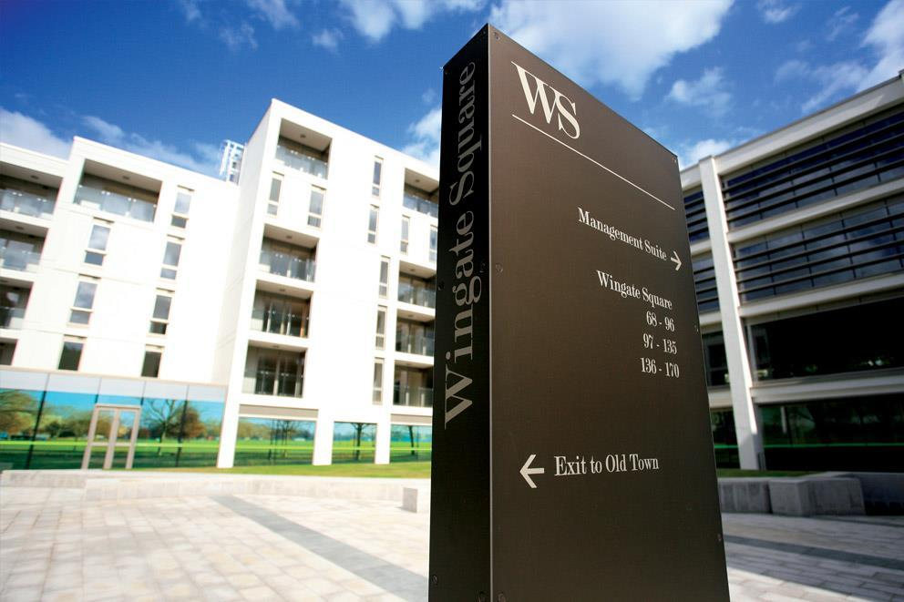 2 Bedrooms Flat for sale in Wingate Square, Clapham Old Town, SW4