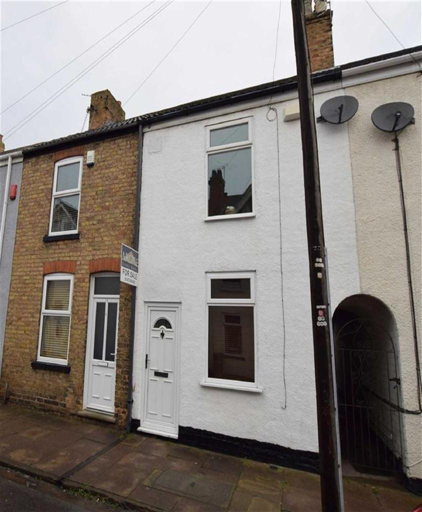 2 Bedrooms Terraced House for sale in Edward Street, Cleethorpes, North East Lincolnshire