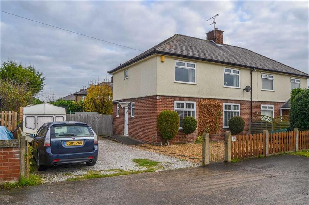 4 Bedrooms Semi Detached House for sale in Chester Road, Sandycroft, Flintshire, Deeside, Flintshire
