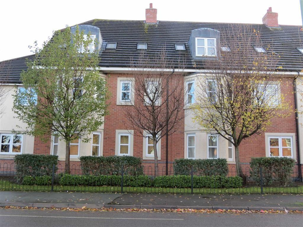 2 Bedrooms Flat for sale in Priors Court, Monkmoor Road, Shrewsbury, Shropshire
