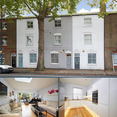 3 bedroom terraced house for sale - Kew Road, Richmond, TW9