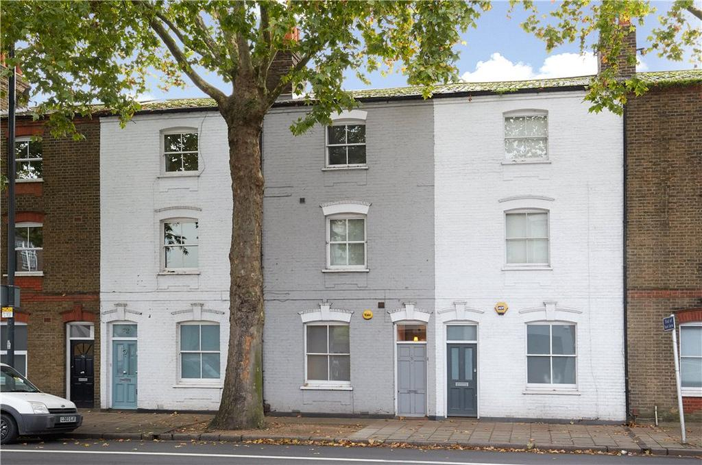 3 Bedrooms Terraced House for sale in Kew Road, Richmond, TW9