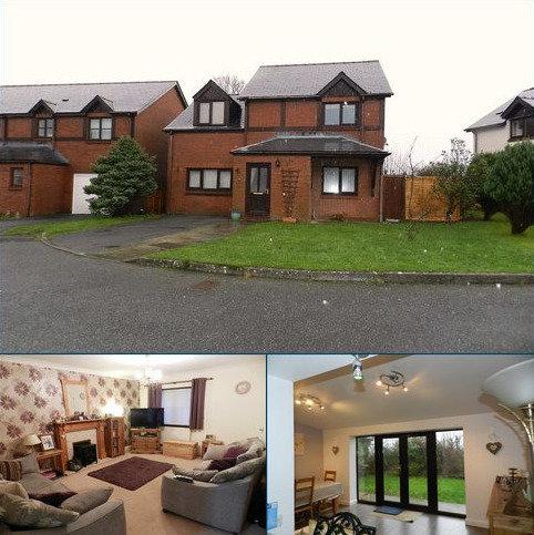3 bedroom detached house for sale - Tudor Gardens, Merlins Bridge, Haverfordwest