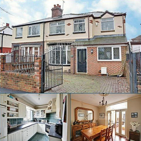 4 bedroom semi-detached house for sale - Richmond Road, Handsworth
