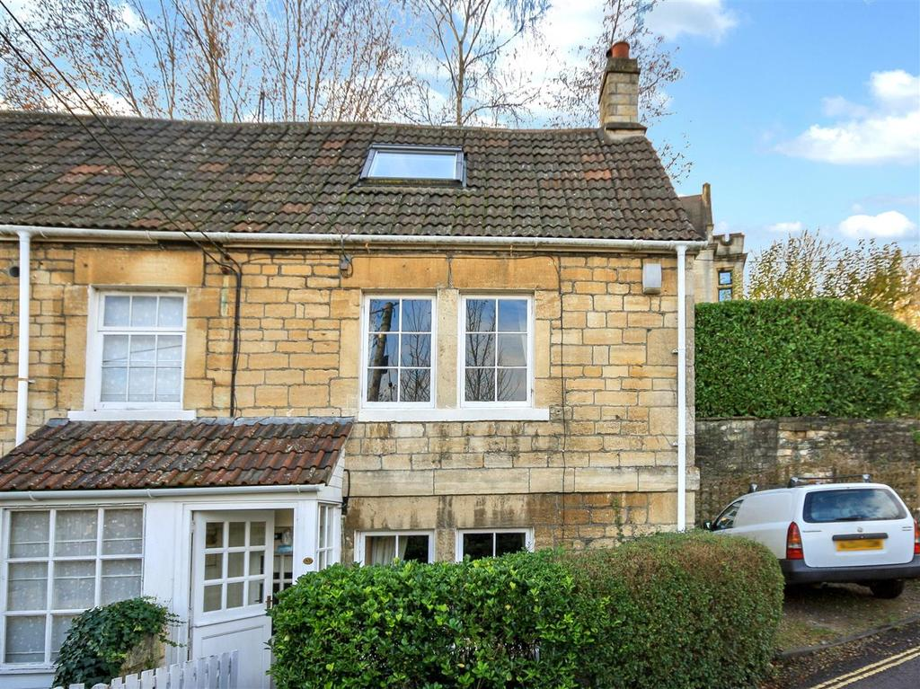2 Bedrooms End Of Terrace House for sale in Frome Road, Jones Hill, Bradford-On-Avon