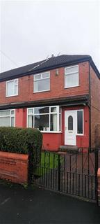 3 bedroom end of terrace house to rent - Eileen Grove West, Rusholme