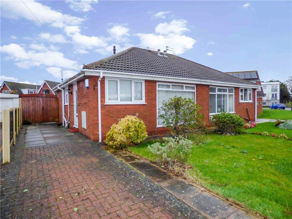 2 Bedrooms Semi Detached Bungalow for sale in Ribblesdale Close, Marton, Blackpool