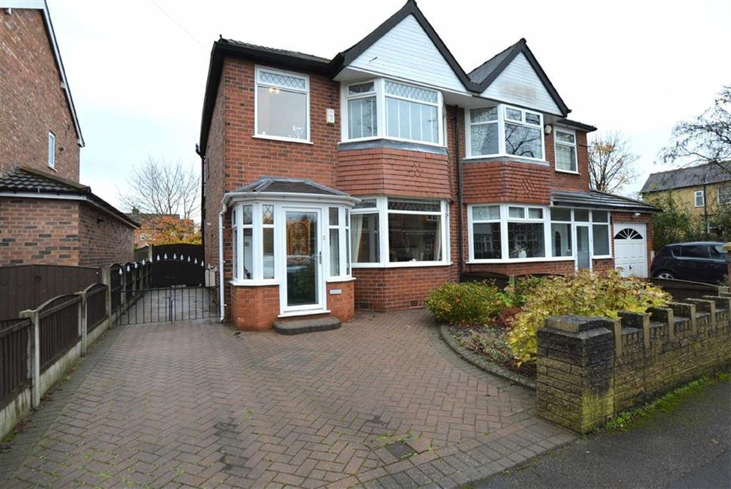 3 Bedrooms Semi Detached House for sale in Westgate, Urmston, Manchester