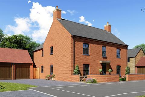 4 bedroom detached house for sale - London Road, Great Glen, Leicester
