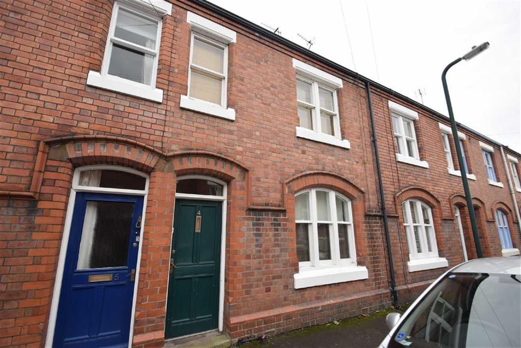 3 Bedrooms Terraced House for sale in Pretoria Terrace, Castlefields, Shrewsbury