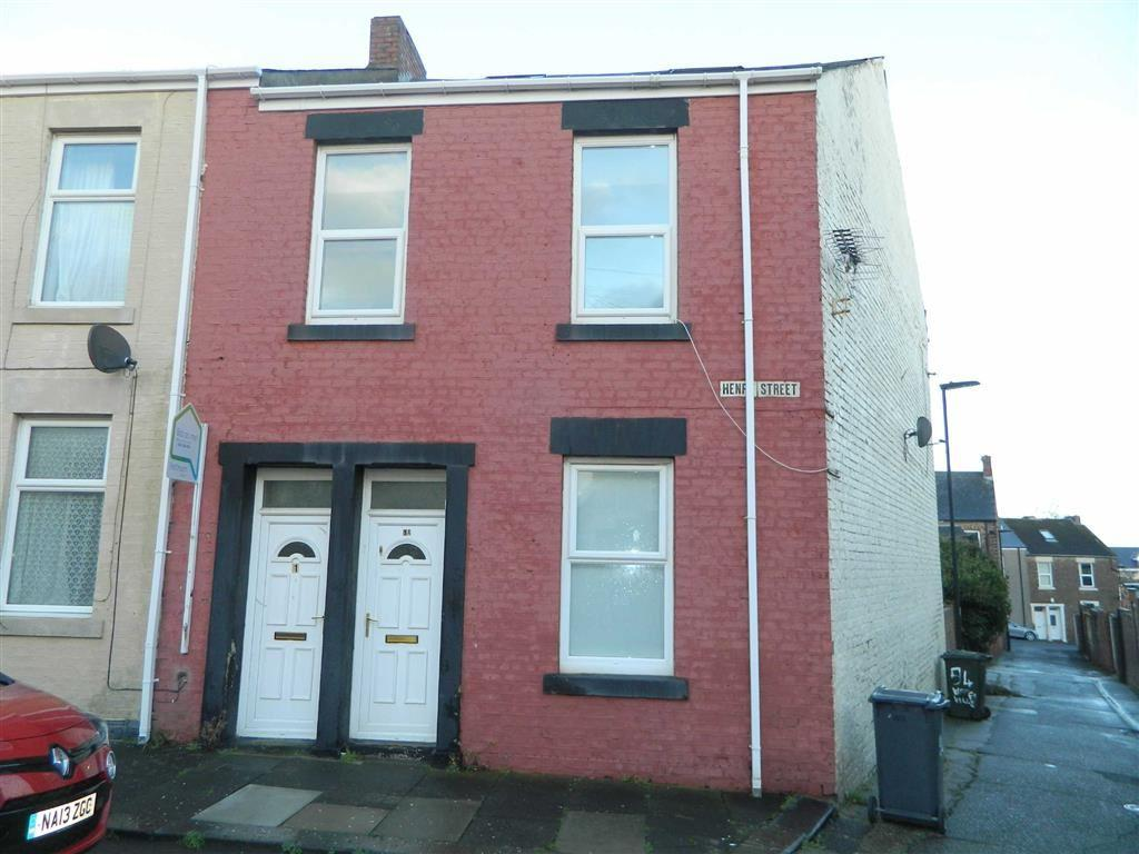 4 Bedrooms Maisonette Flat for rent in Henry Street, North Shields, Tyne And Wear