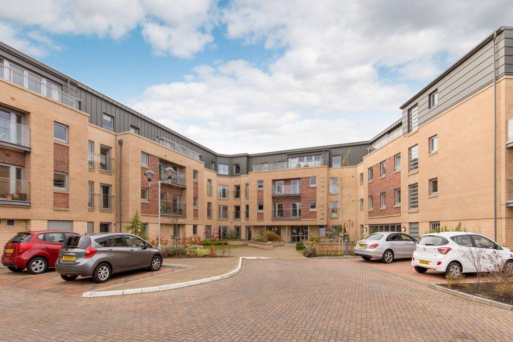 1 Bedroom Retirement Property for sale in 25 (Flat 36) Lyle Court, Barnton Grove, Edinburgh, EH4 6EZ