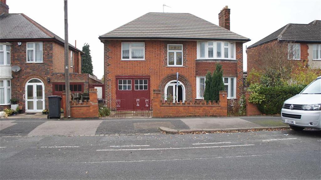 4 Bedrooms Detached House for sale in Evington Drive, Evington