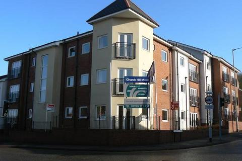 2 bedroom apartment to rent - Church Hill Mews, Hednesford, WS12 1DP