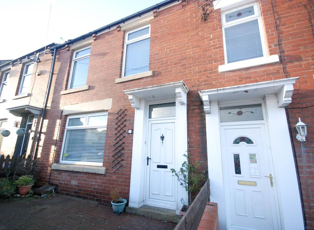 2 Bedrooms Terraced House for sale in Plawsworth Road, Sacriston