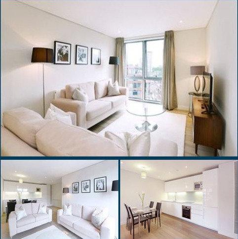 3 bedroom apartment to rent - Merchant Square W2