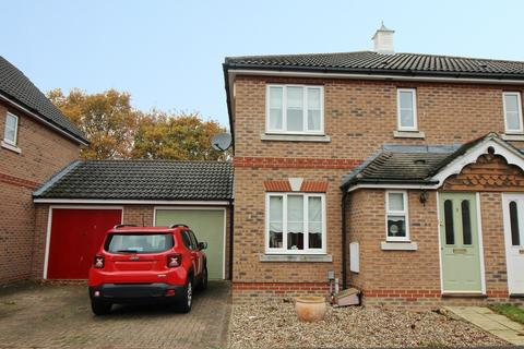 3 bedroom semi-detached house for sale - Tiberius Close, Highwoods, Colchester, Essex, CO4