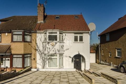 4 bedroom semi-detached house for sale - Paddock Road, NW2