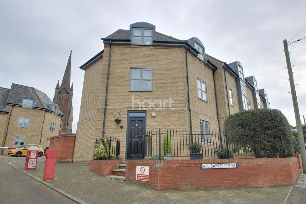 3 Bedrooms End Of Terrace House for sale in All Saints Court