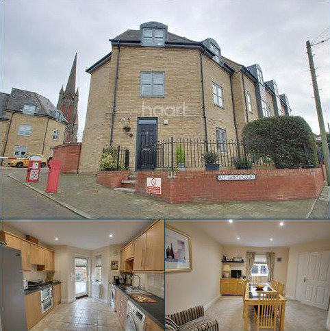 3 bedroom end of terrace house for sale - All Saints Court