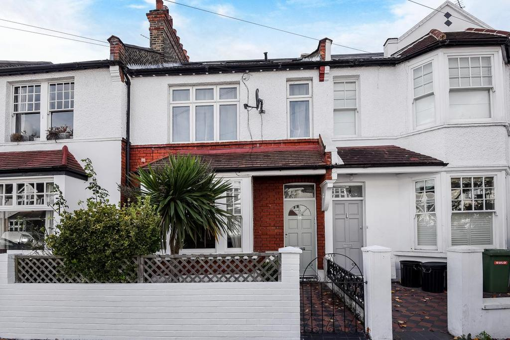 1 Bedroom Flat for sale in Tranmere Road, Earlsfield