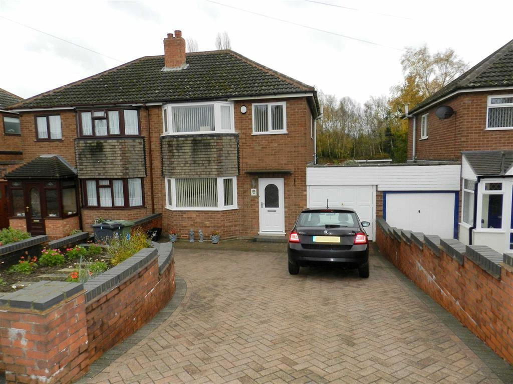 3 Bedrooms Semi Detached House for sale in Pelsall Road, Walsall, West Midlands