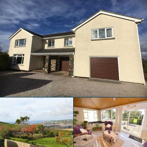 5 bedroom detached house for sale - Island View, Thurlestone, Kingsbridge, Devon, TQ7