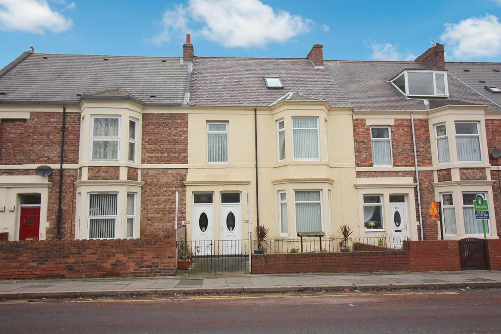 2 Bedrooms Flat for rent in Welbeck Road, Walker, Newcastle Upon Tyne