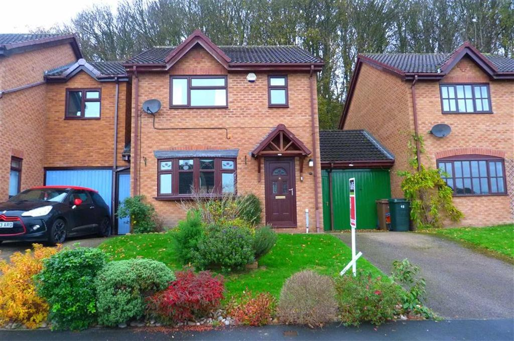 3 Bedrooms Detached House for sale in Jasmine Gardens, Oswestry, SY11