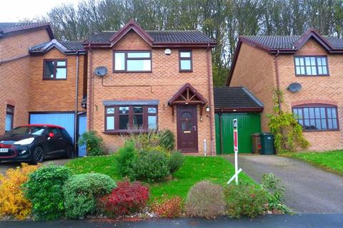3 bedroom detached house for sale - Jasmine Gardens, Oswestry, SY11
