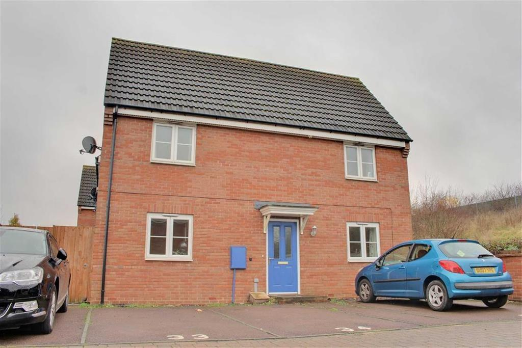 3 Bedrooms Detached House for sale in Leeming Walk, Gloucester