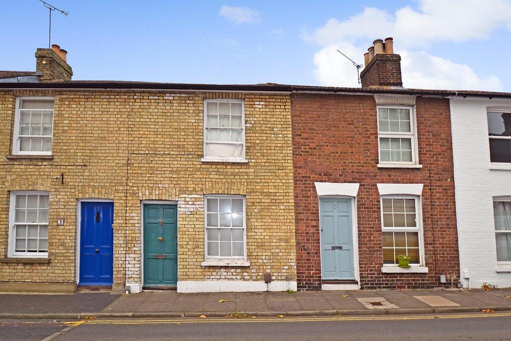 2 Bedrooms Mews House for sale in Bernard Street, St. Albans