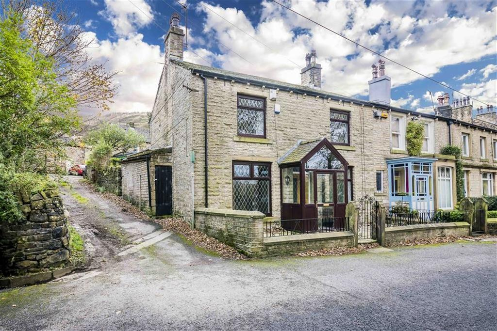 3 Bedrooms End Of Terrace House for sale in Carrs Road, Marsden, Huddersfield, HD7