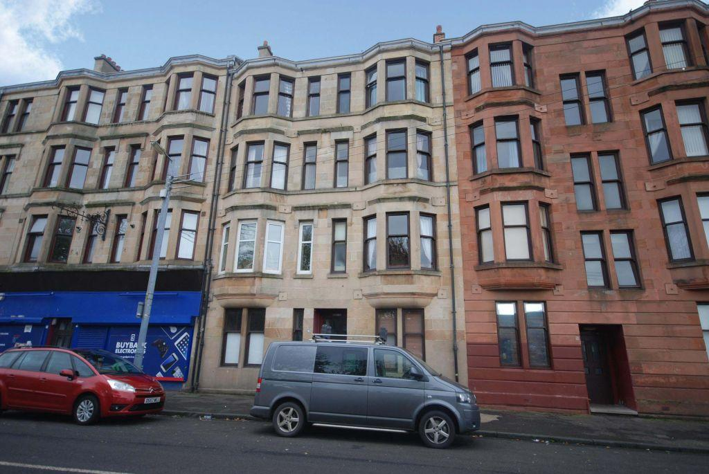 1 Bedroom Flat for sale in 3/2, 7 Southcroft Street, Govan, Glasgow, G51 2DH