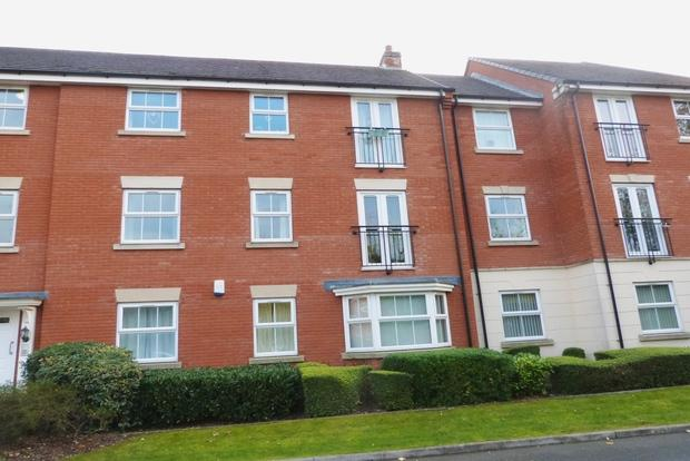 2 Bedrooms Flat for sale in Old Station Road, Syston, Leicester, LE7