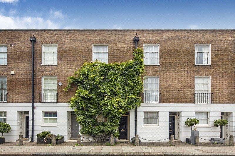 4 Bedrooms Terraced House for sale in Walton Street, London, SW3