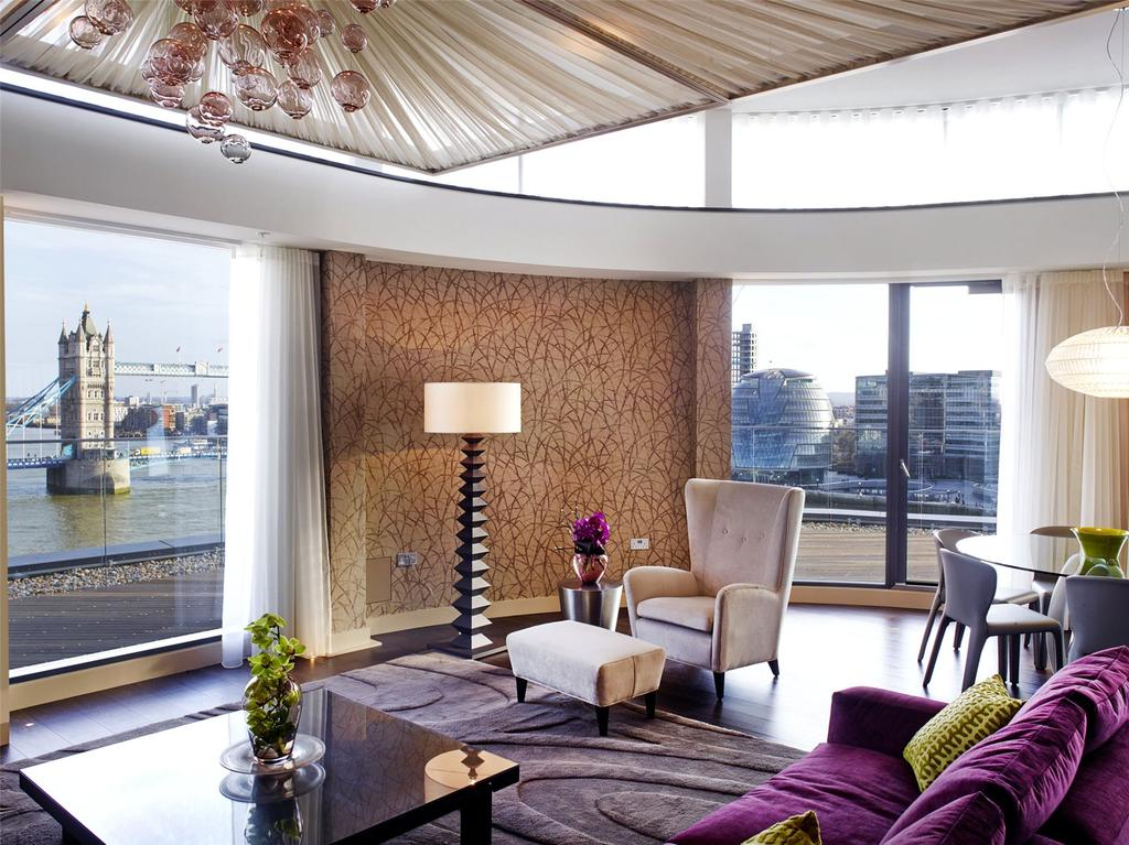 4 Bedrooms Penthouse Flat for rent in Three Quays Apartments, 40 Lower Thames Street, London, EC3R