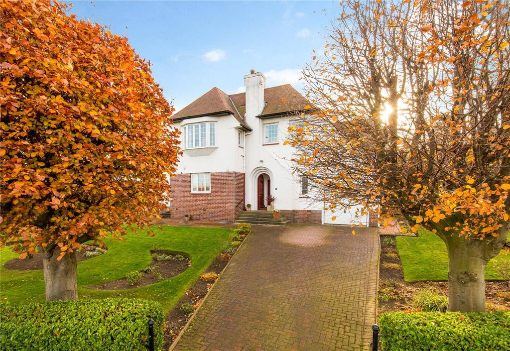 4 Bedrooms Detached House for sale in 2 Craigleith View, Edinburgh, EH4