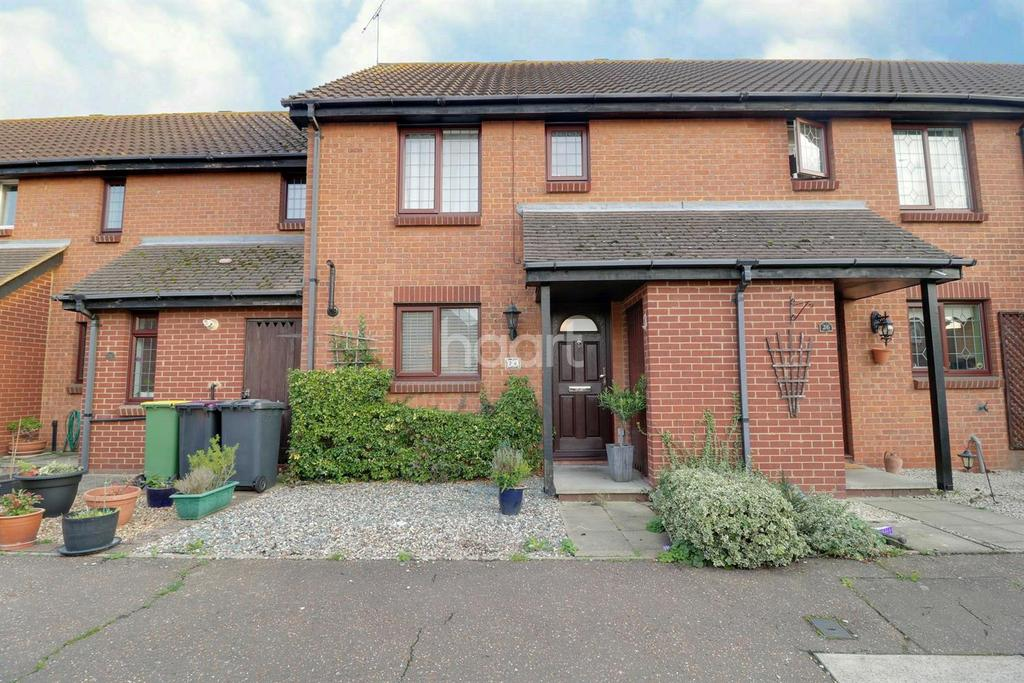 3 Bedrooms Terraced House for sale in Norwich Crescent, Rayleigh