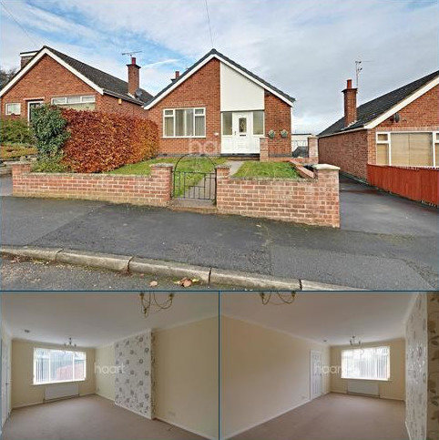 2 bedroom bungalow for sale - Harcourt Crescent, Nuthall