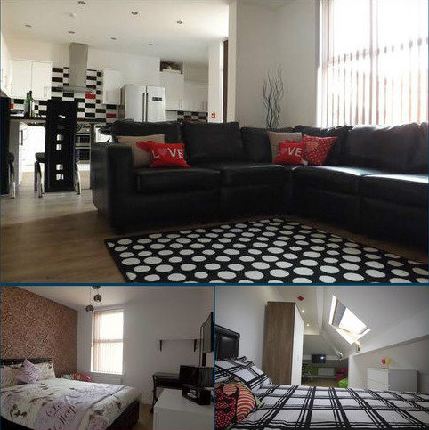 8 bedroom house to rent - Egerton Rd, Fallowfield, Manchester M14