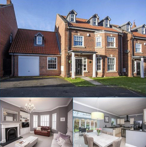 4 bedroom detached house for sale - Rymers Court, Darlington, County Durham, DL1