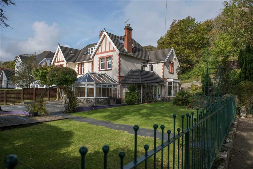 5 Bedrooms Semi Detached House for sale in Newton Road, Mumbles, Swansea