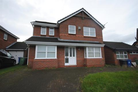 4 bedroom detached house for sale - Burley Crescent, Winstanley, Wigan