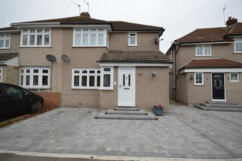 3 bedroom semi-detached house for sale - Rosebank Avenue, Hornchurch, Essex, RM12